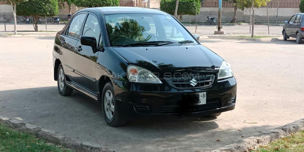 Suzuki Liana RXi (CNG) 2009 Image-1