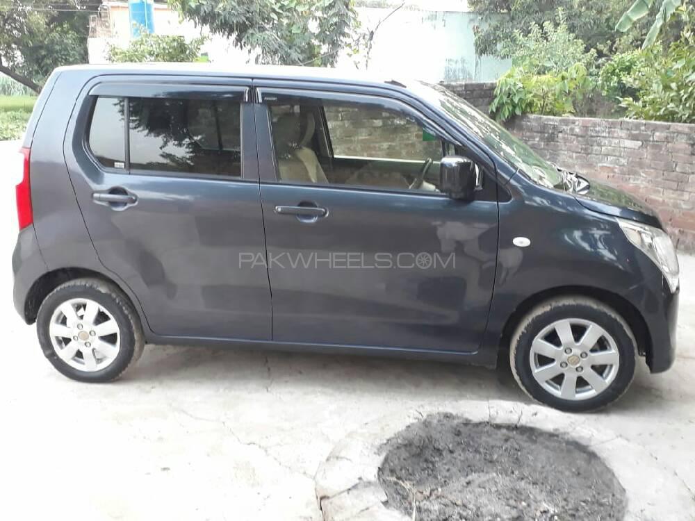 Suzuki Wagon R - 2014 suzuki wagon R Image-1