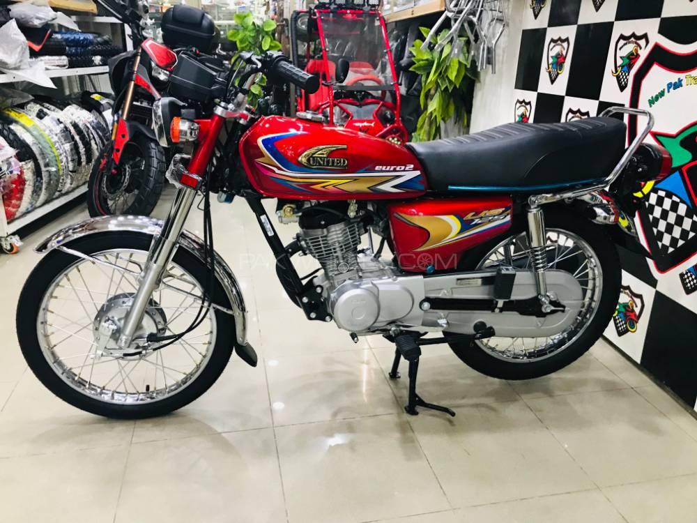 125 used united us 125 euro ii 2020 bike for sale in abottabad 125cc motorcycle used united us 125 euro ii 2020 bike