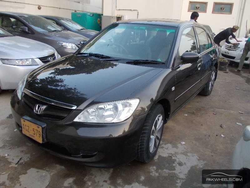 honda civic vti oriel prosmatec 1 6 2004 for sale in karachi pakwheels. Black Bedroom Furniture Sets. Home Design Ideas