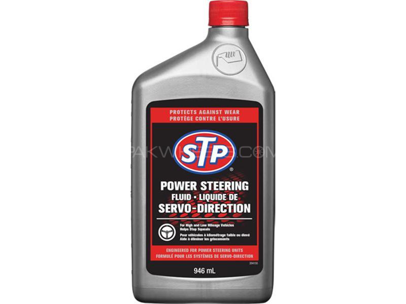 STP Power Steering Fluid - 1 Litre Image-1