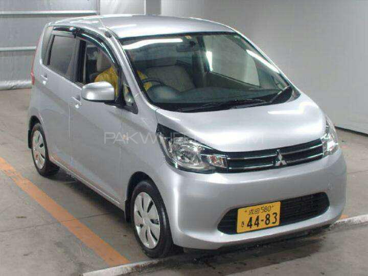Mitsubishi Ek Wagon M 2013 Image-1
