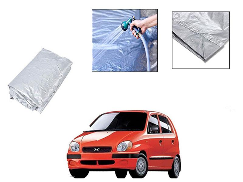 Top Cover Parachute Double Stitched For Hyundai Santro Club 2003-2014 in Karachi