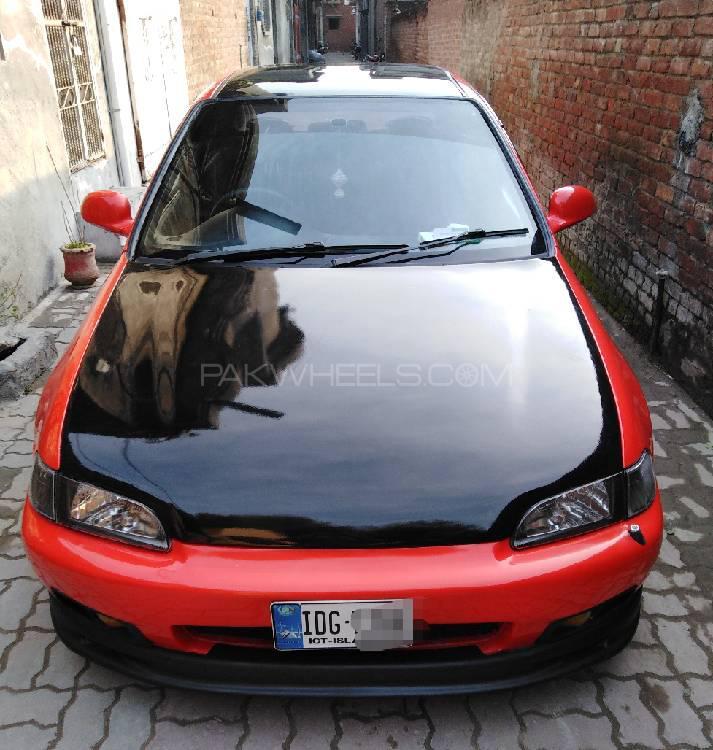 Honda Civic EXi Automatic 1995 Image-1