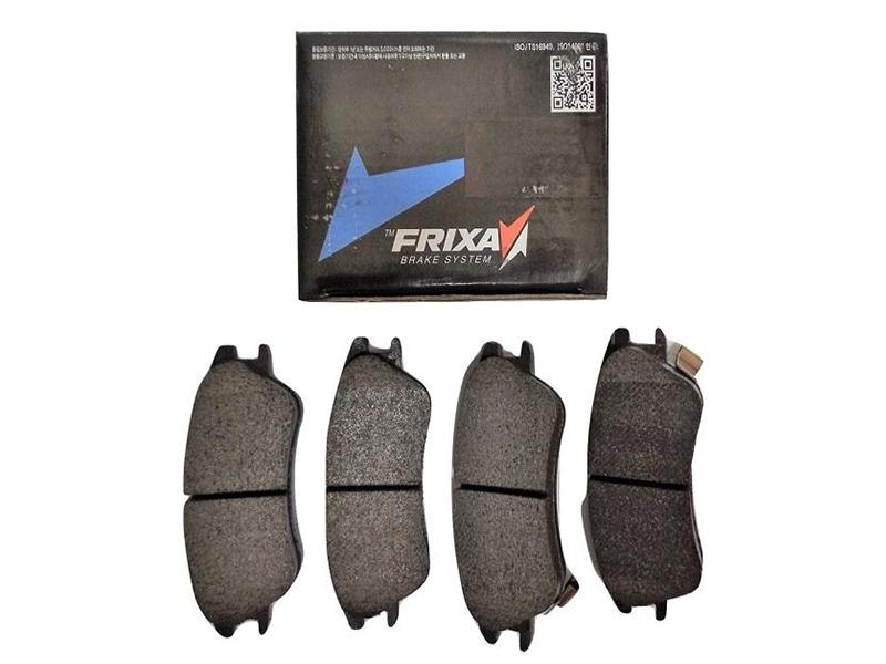 Frixa Front Brake Pad For Toyota HDZ 100 V8 2006 - FPE117 in Karachi