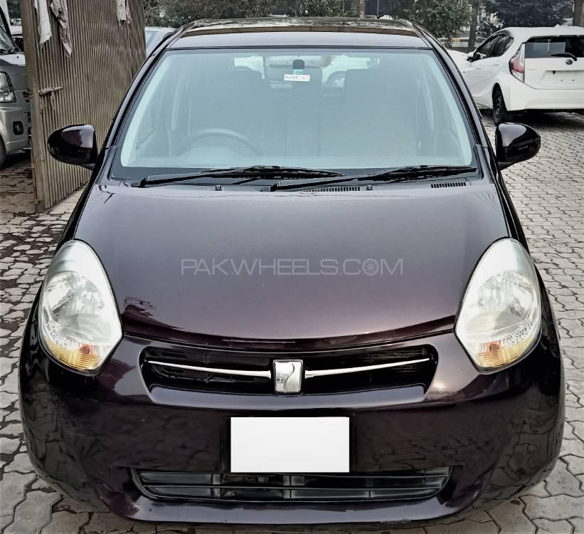 Toyota Passo X G Package 2013 Image-1