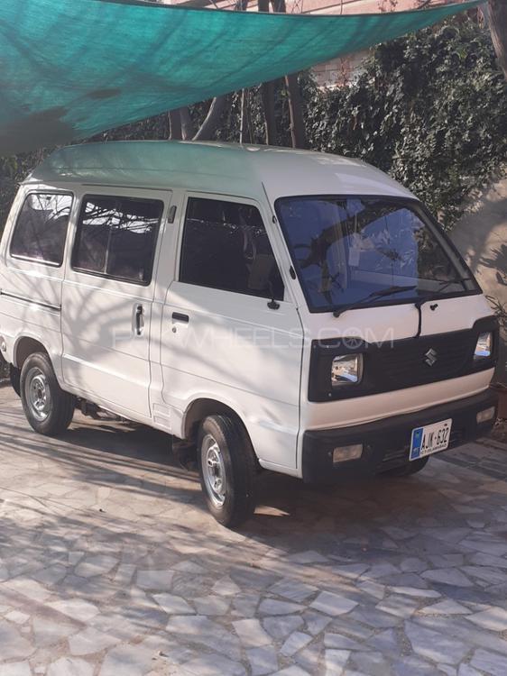 Suzuki Bolan VX 2018 Image-1