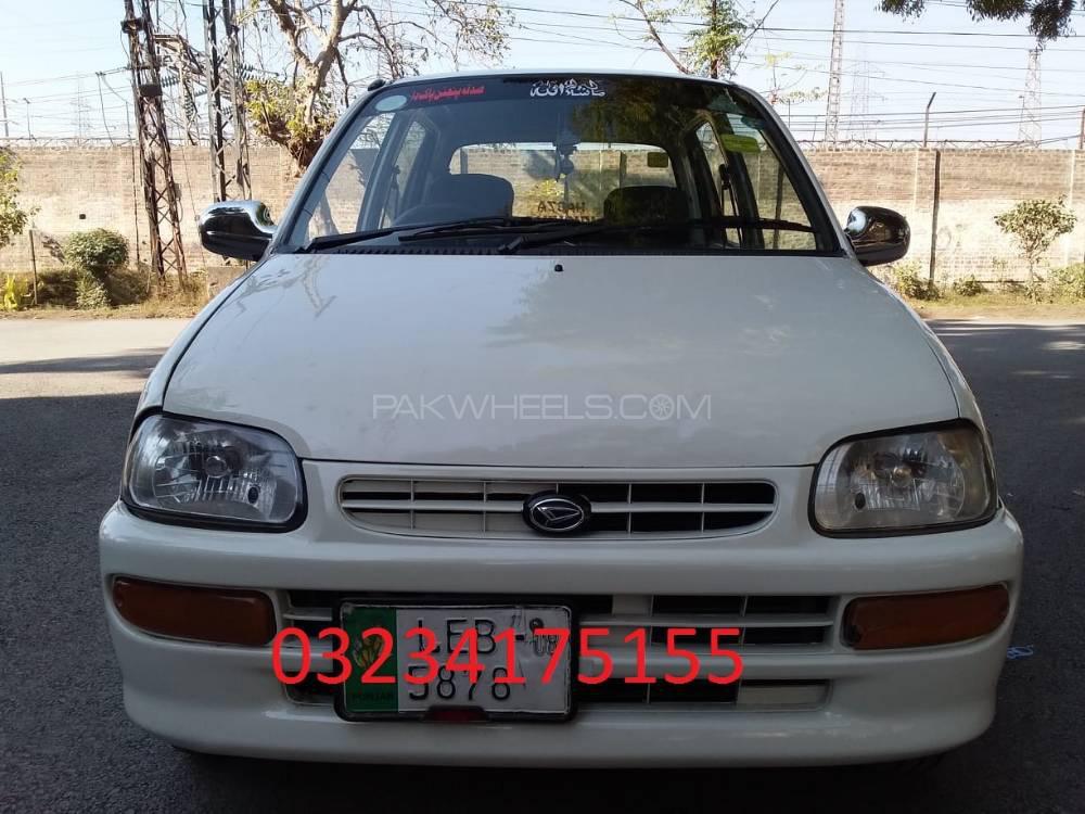 Daihatsu Cuore CL 2008 Image-1