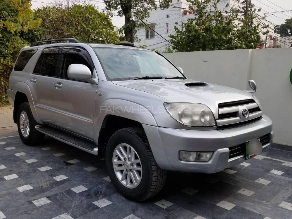 Toyota Surf SSR-X 3.0D 2003 Image-1