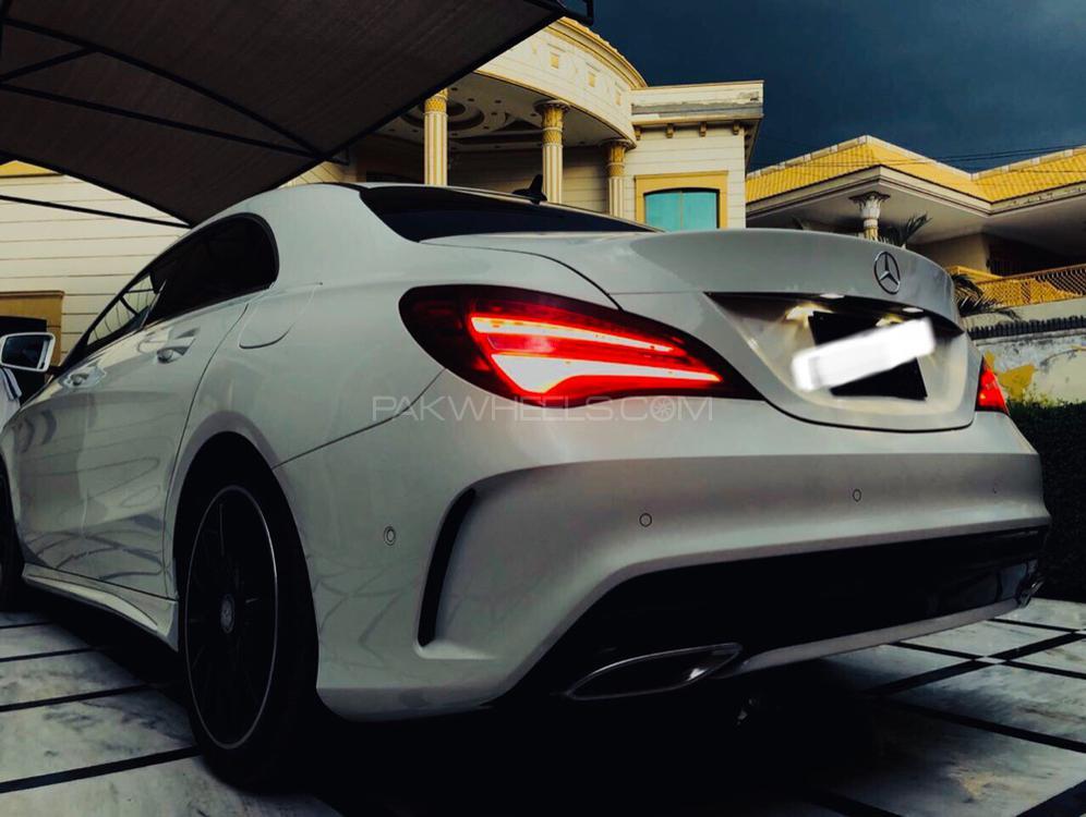 Mercedes Benz CLA Class - 2017  Image-1