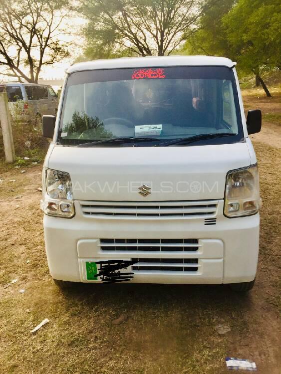 Suzuki Every 2015 Image-1