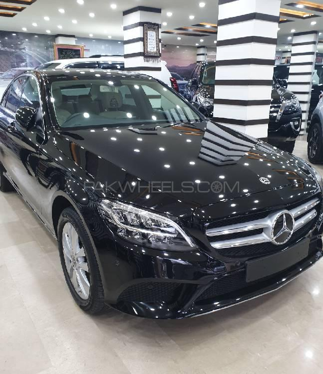 Mercedes Benz C Class C180 2019 For Sale In Islamabad