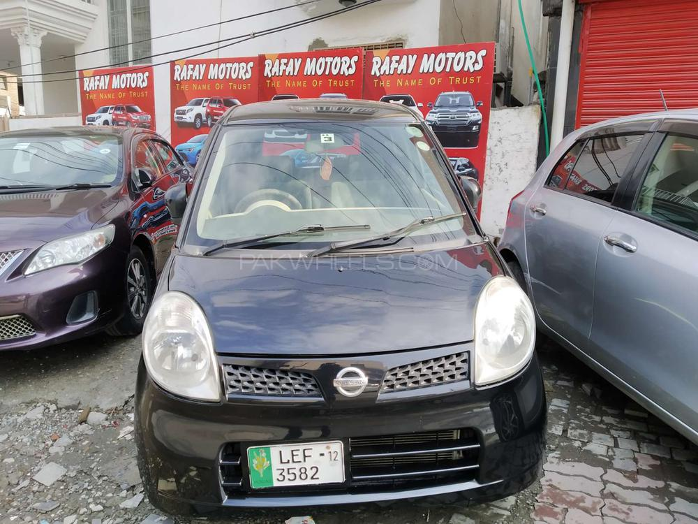 Nissan Moco G 2006 Image-1