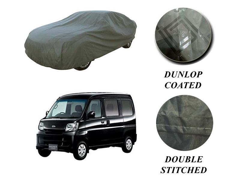 PVC Coated Double Stitched Top Cover For Daihatsu Hijet 2010-2020 in Karachi