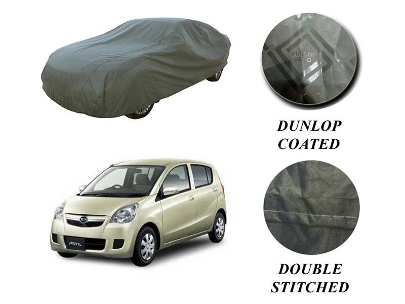 PVC Coated Double Stitched Top Cover For Daihatsu Mira 2006-2017 in Karachi