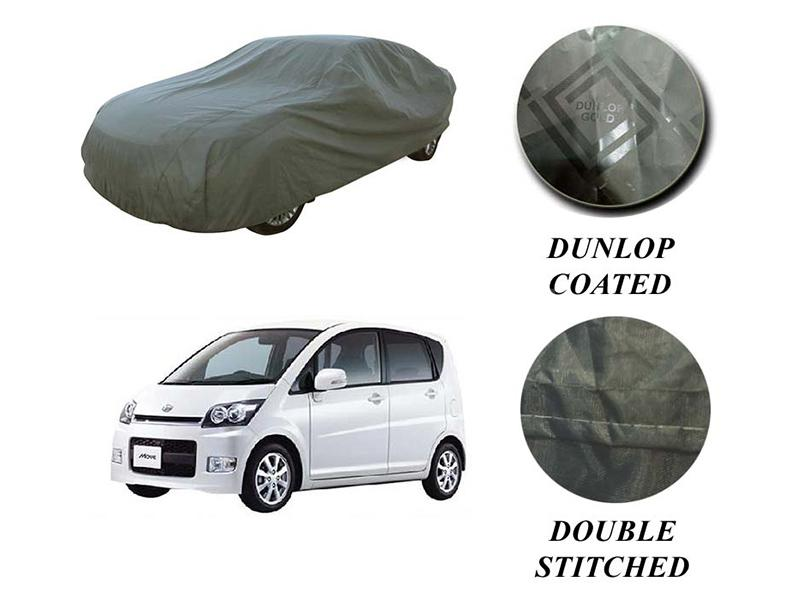 PVC Coated Double Stitched Top Cover For Daihatsu Move 2014-2020 in Karachi