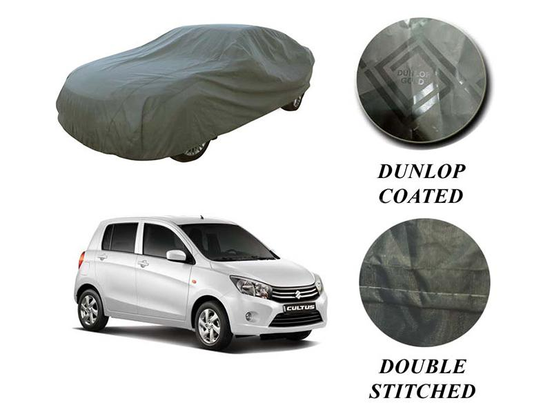PVC Coated Double Stitched Top Cover For Suzuki Cultus 2017-2020 in Karachi