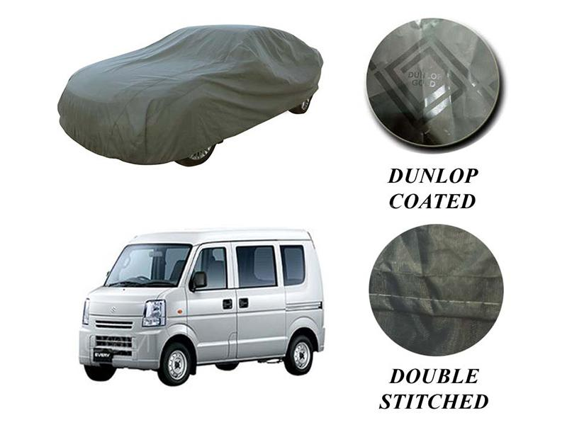 PVC Coated Double Stitched Top Cover For Suzuki Every 2005-2020 in Karachi