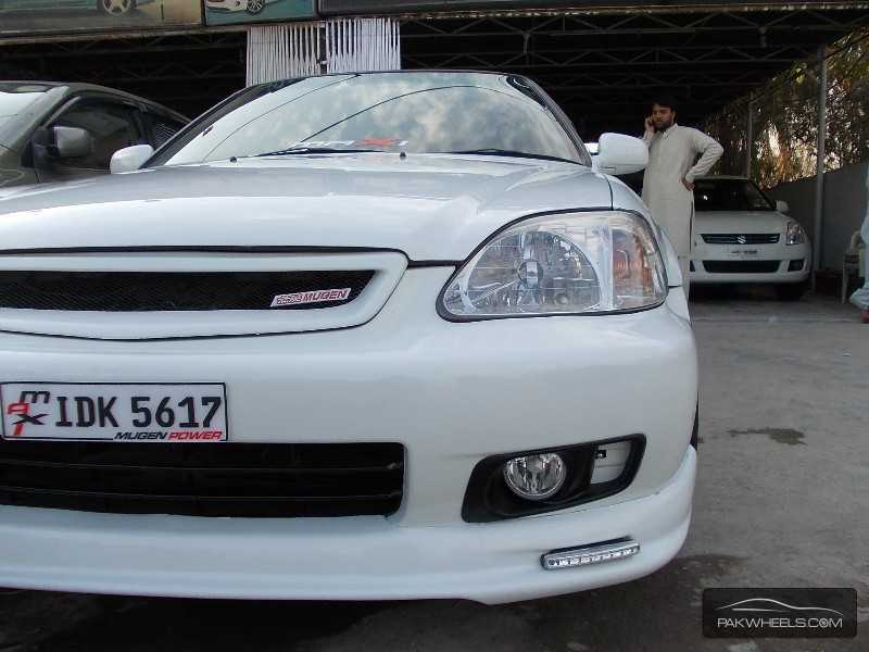 honda civic vti oriel 1 6 2000 for sale in rawalpindi pakwheels. Black Bedroom Furniture Sets. Home Design Ideas