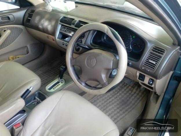 Honda Civic EXi Prosmatec 2003 Image-2