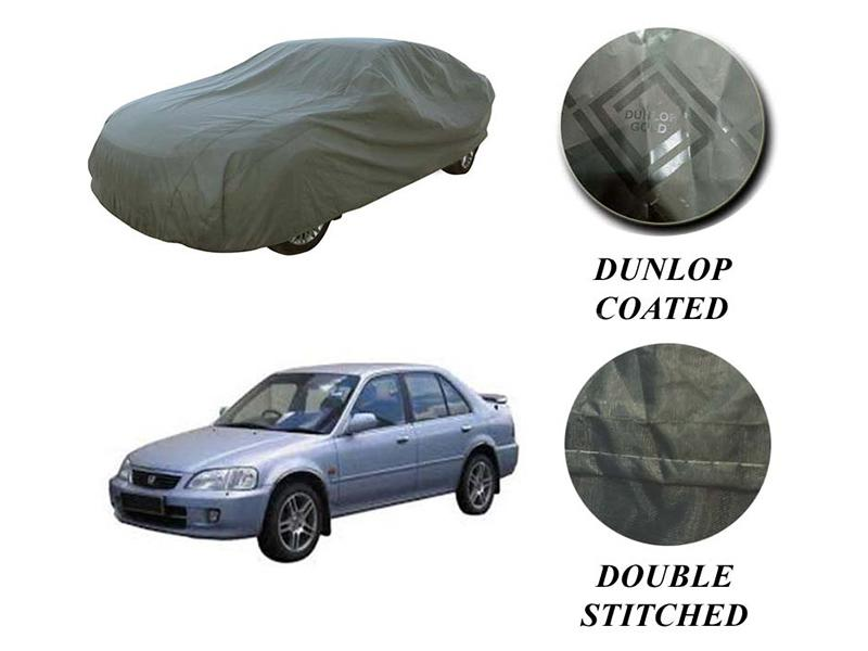 PVC Coated Double Stitched Top Cover For Honda City 1997-2002 Image-1