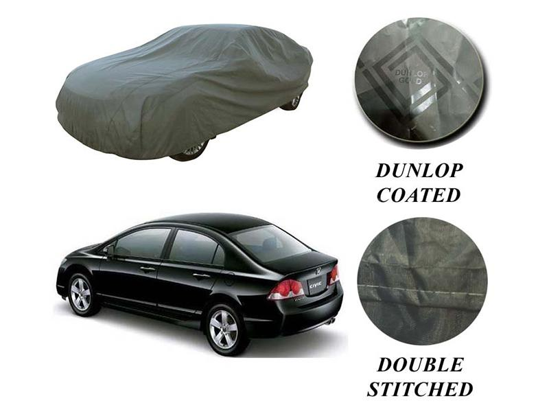 PVC Coated Double Stitched Top Cover For Honda Civic 2006-2012 Image-1