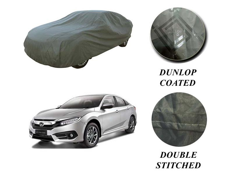 PVC Coated Double Stitched Top Cover For Honda Civic 2016-2020 Image-1