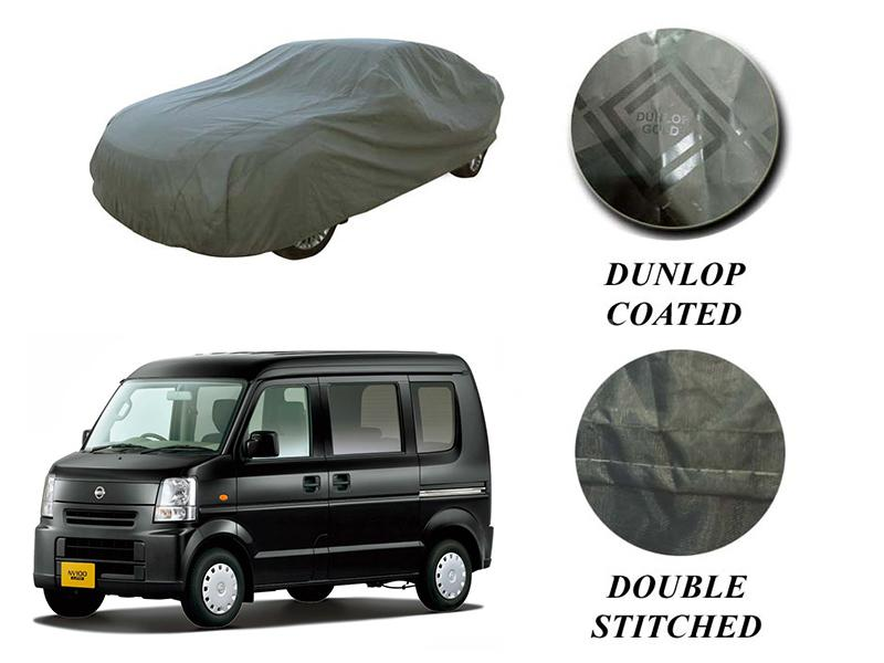 PVC Coated Double Stitched Top Cover For Nissan Clipper 2007-2010 Image-1