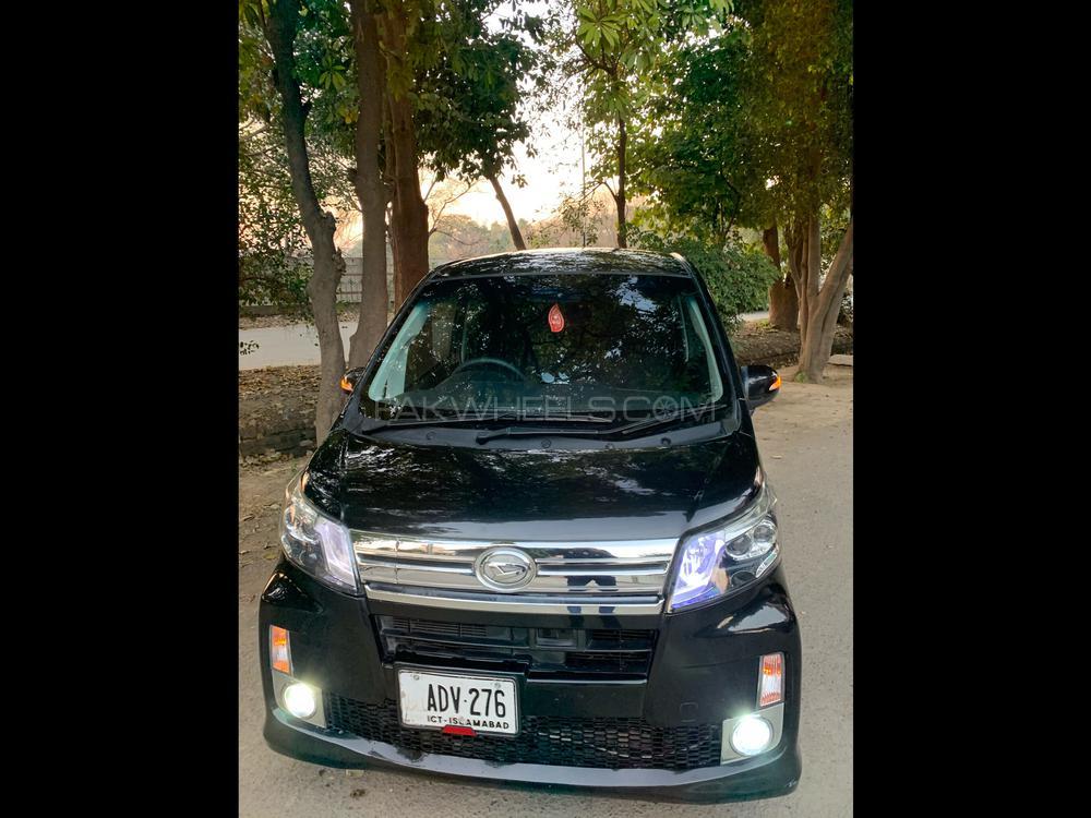 Daihatsu Move Custom X Limited 2014 Image-1