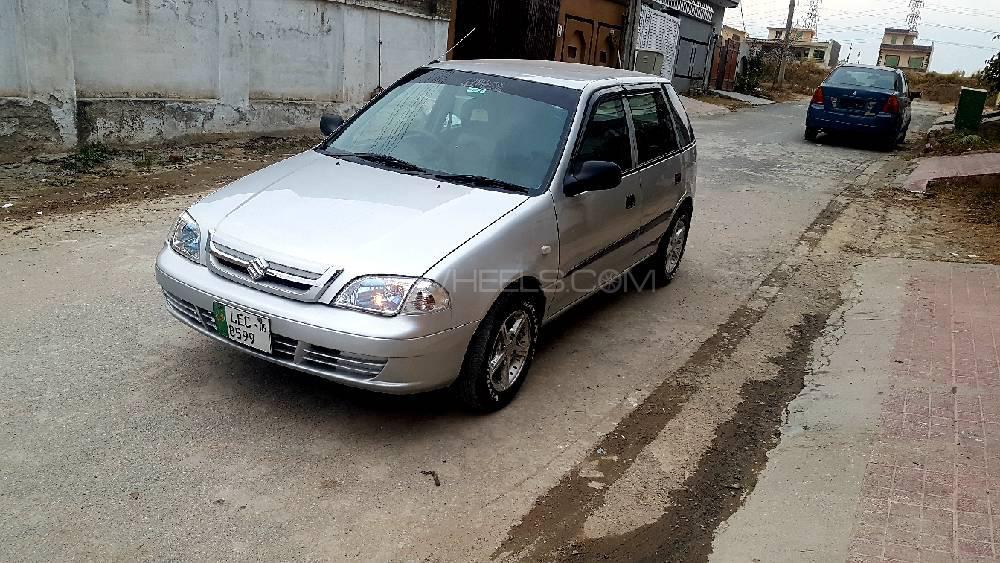 Suzuki Cultus VXLi 2009 Image-1