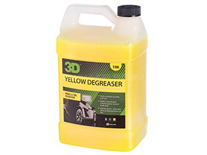3D Yellow Degreaser 1 Gallon Image-1