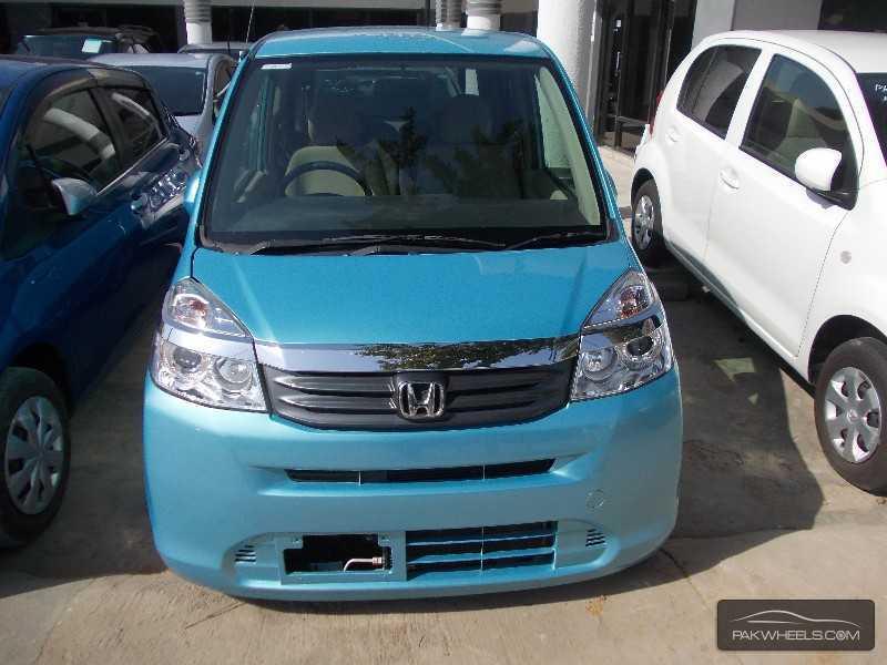 Honda Life - More information