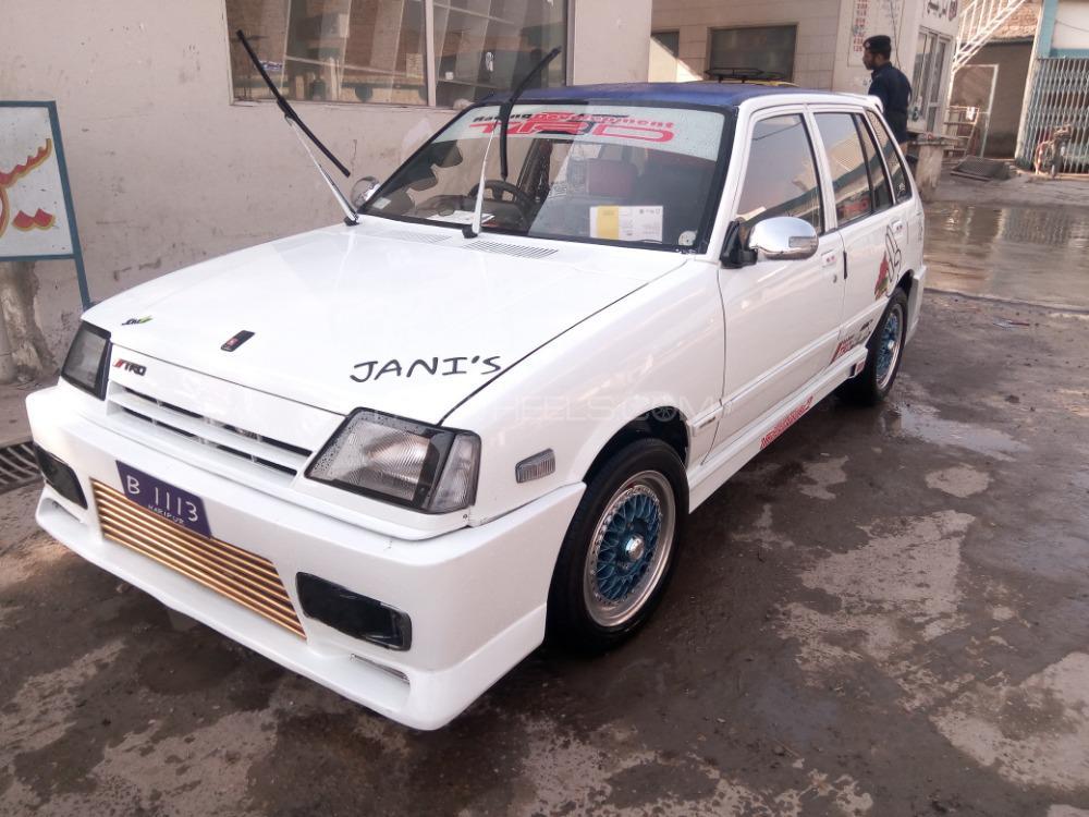 Suzuki Khyber - 1995  Image-1