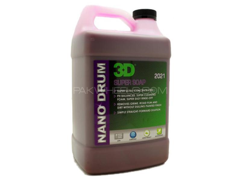 3D Hyper Nano Concentrate Super Soap Shampoo - 64oz Image-1