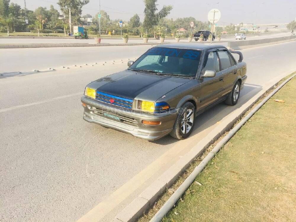 Toyota Corolla - 1990 eddition 88 Image-1