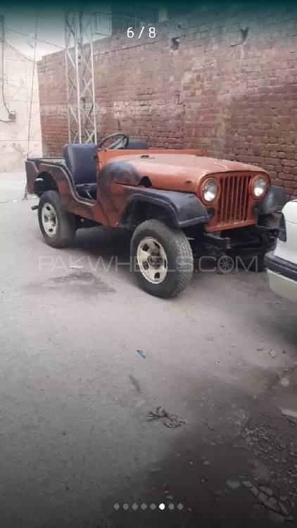 Willys M38 1982 Image-1