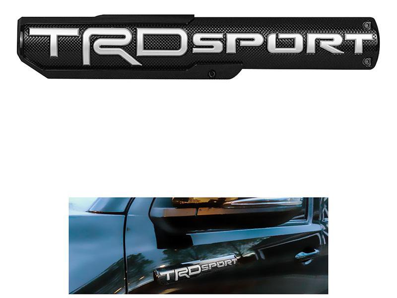 Emblem Logo - TRD Sport Image-1