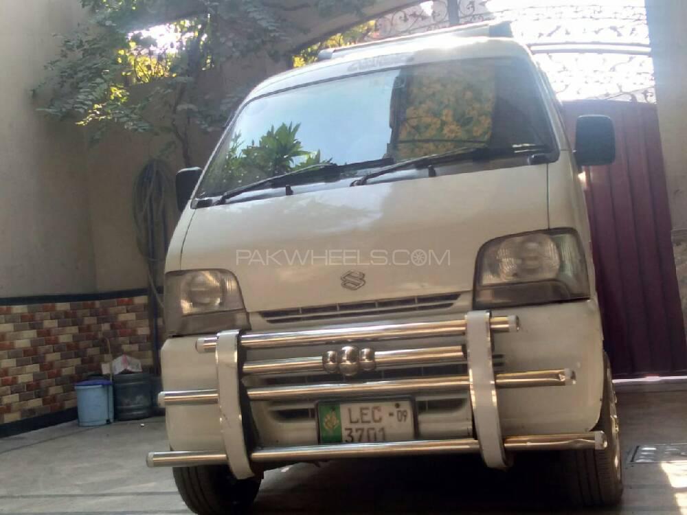 Suzuki Every GA 2009 Image-1