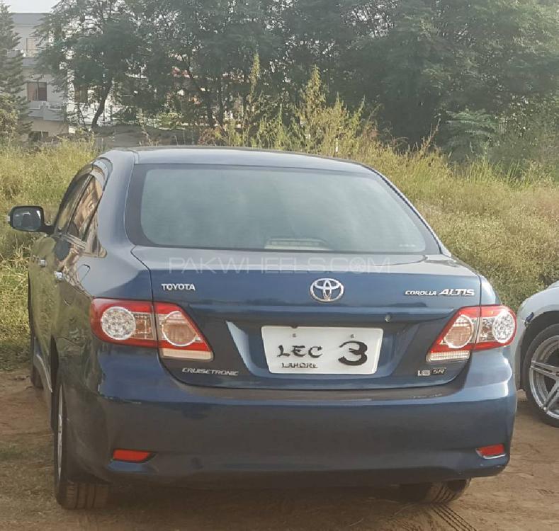 Toyota Corolla - 2012 Bullet Image-1