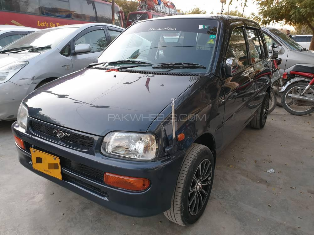 Daihatsu Cuore CX 2006 Image-1