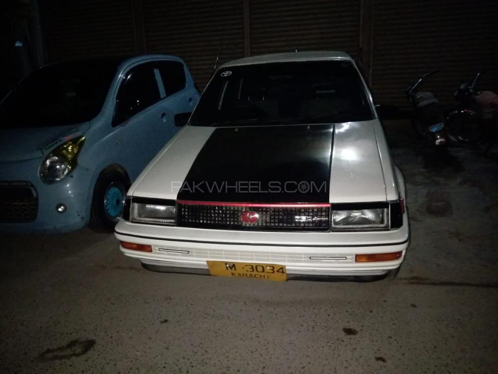 Toyota Corolla - 1987  Image-1