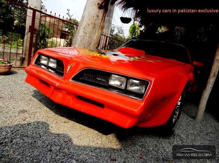 Pontiac Transam For Sale In Lahore Pakwheels