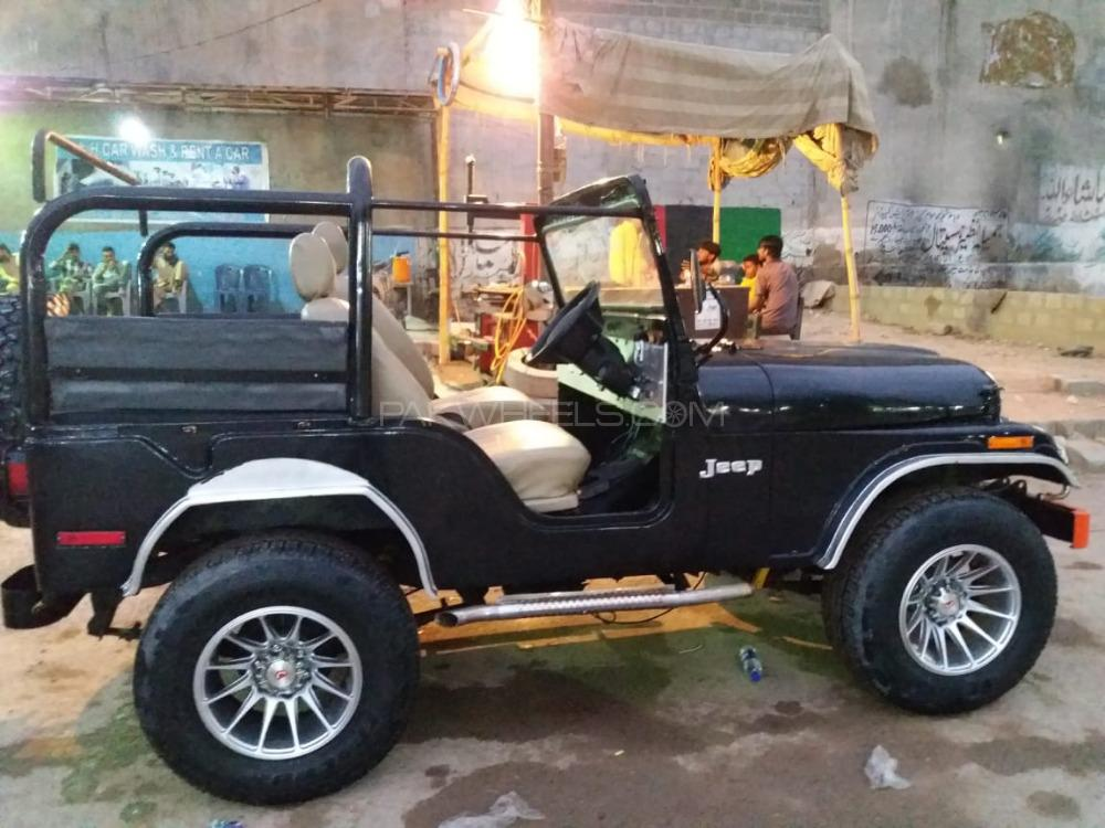 Jeep CJ 5 - 1986  Image-1
