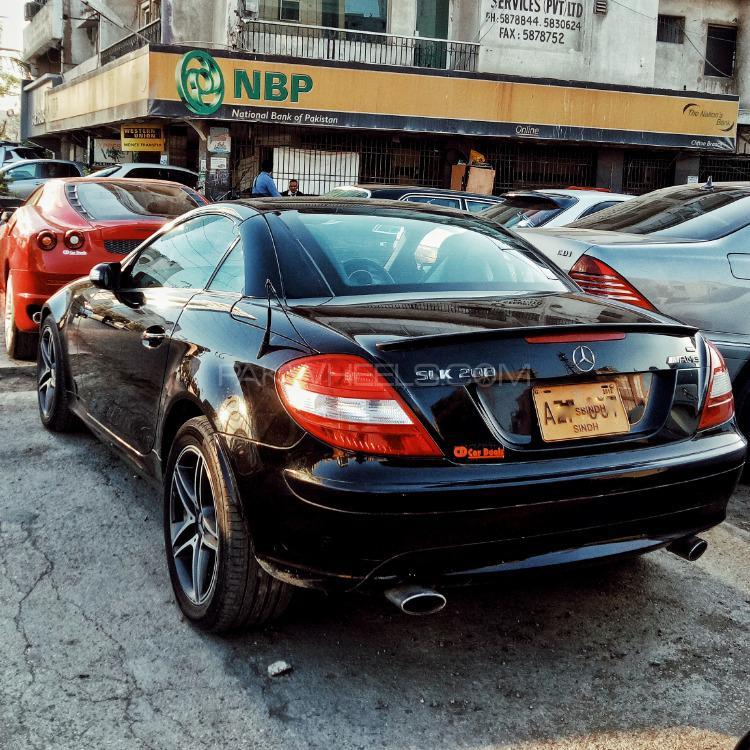 Mercedes Benz CLK Class - 2007  Image-1