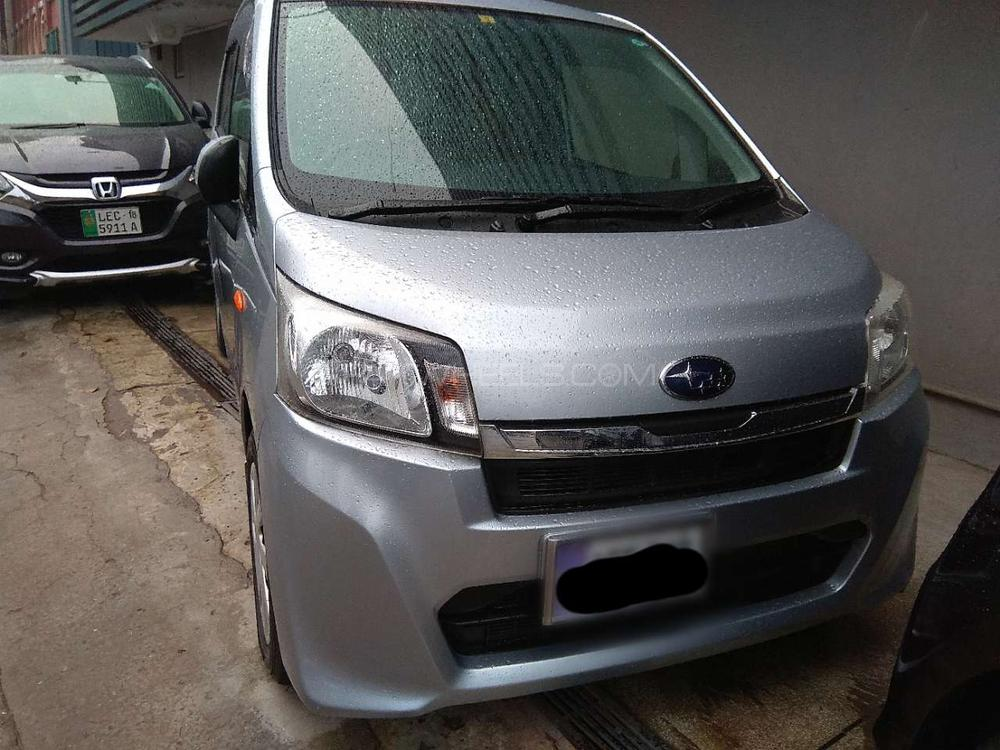 Subaru Stella G 2014 Image-1