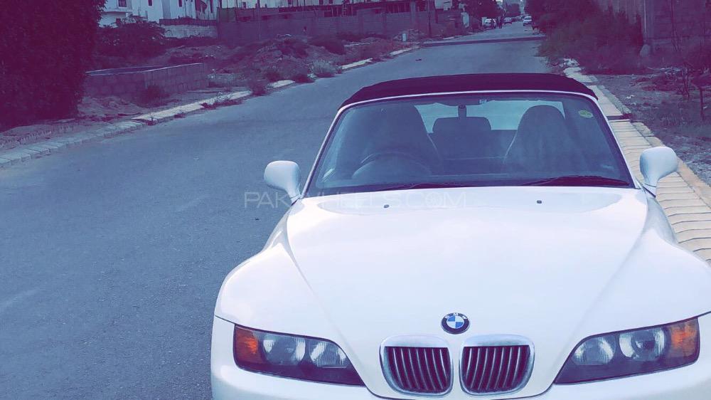 BMW Z3 - 1999  Image-1