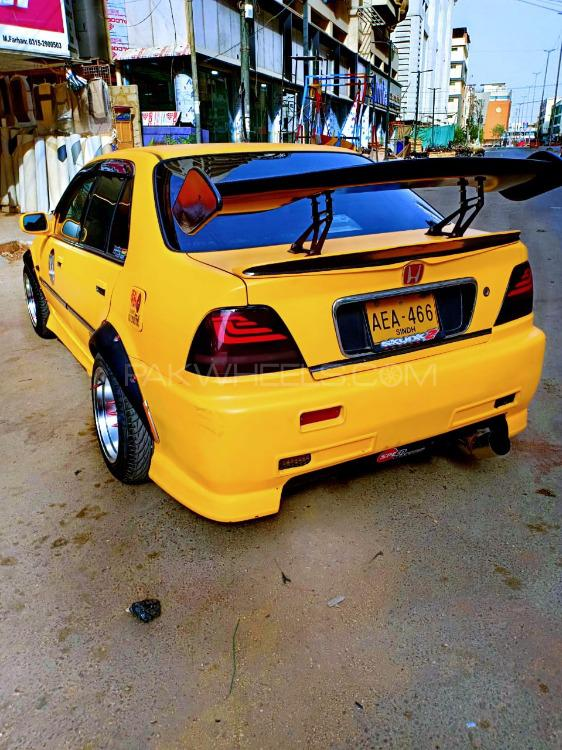 Honda City 2002 of ajmal.aqsaautos - Member Ride 83838 ...