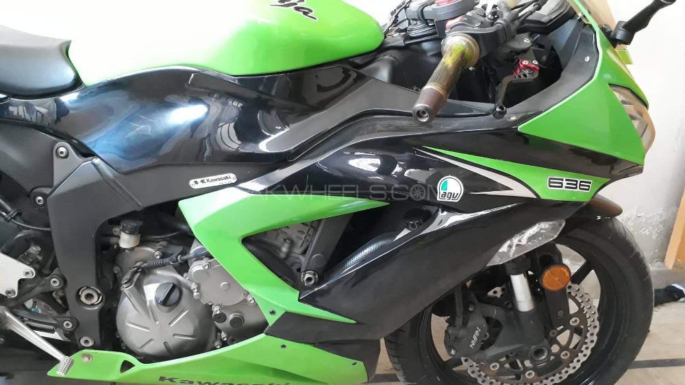 Kawasaki Ninja ZX-6R - 2013  Image-1
