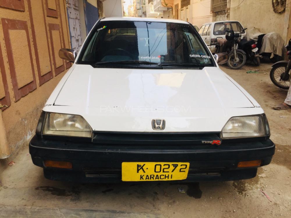 Honda Civic 1985 of pwuser154548625235 - Member Ride 84280 ...