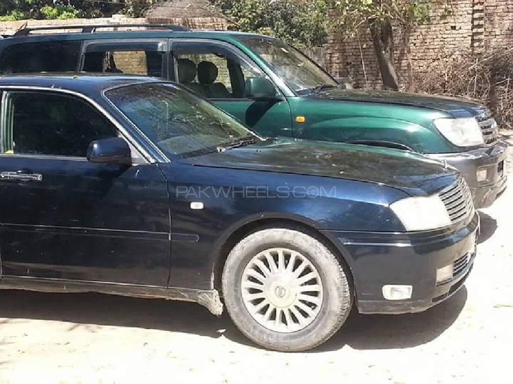Nissan Gloria - 2003 nissan Cedric Image-1
